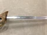 FRENCH CAVALRY OFFICER'S SWORD CIRCA LATE 1800'S - EXCELLENT - - 10 of 10