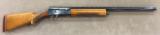 BROWNING A5 12 GA LIGHTWEIGHT CIRCA 1965 - EXCELLENT -