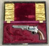 COLT 1849 POCKET MODEL 5 SHOT CIRCA 1856 NICKEL