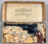 S&W MODEL 17-2 MERCOX DART GUN (Circa 1967) - MINT -