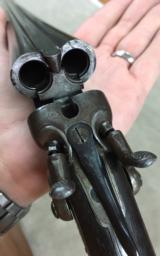 BELGIAN 410 Ga Hammer Shotgun Liege Nitro Proofed- 19 of 19