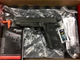 SIG MODEL P226 CERTIFIED PRE OWNED LIKE NEW IN BOX