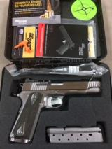 Sig Mod 1911 Elite Match .38 Super High Polish Stainless
