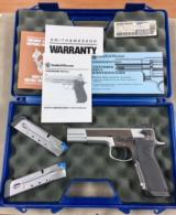 S&W Model 4006 LIMITED (Performance Center) - very few manufactured!