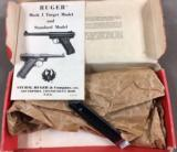 RUGER MARK I TARGET 6&7/8 INCHES 200TH YEAR