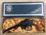S&W Model 10 M&P .38 Special 6 Shot Blued Revolver - As New In Original Box - 1 of 17