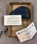 Smith & Wesson Model 61 .22lr Pistol Factory Nickel In Box - 3 of 9
