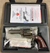 Ruger Montado Model New Vaquero .357 Mag 3.75 Inch Barrel - NEW -