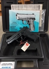 Sig Model P229 9mm Pistol - excellent -