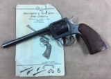 H&R Model 922 .22lr Revolver -Near Mint-