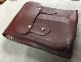 Two Each Romanian Leather Magazine Pouch - each holds 4 AK or 4 AR 30 Round Mags - 2 of 6