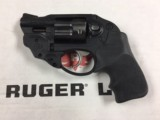 Ruger Model LCR .38 Special With Laser