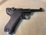 German Luger Pistol by Replica Models - excellent -