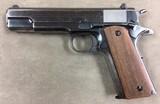 Colt Original Model Ace .22lr Auto Pistol