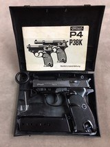 Walther Model P38K 9mm - 97% -