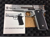 S&W Model 945 Performance Center .45acp - 99% - - 1 of 11