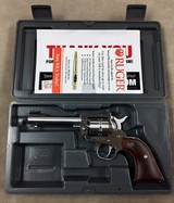 Ruger Single 10 Stainless .22 Revolver (Talo Edition) - minty -