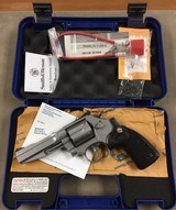 Smith & Wesson Model 686-6 Pro Series SSR .357 Mag Revolver
