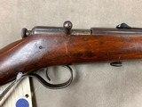 Winchester Model 1904 .22 Short Single Shot Boy's Rifle - original - - 3 of 6