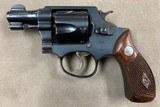 S&W Model 38/32 Terrier .38 S&W Revolver - excellent -