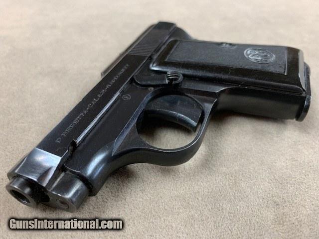 Beretta 1950's  25 Auto - near mint -