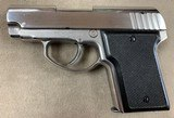 AMT Back Up .45acp Stainless Pistol