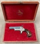 Colt No 4 Derringer .22 Short Cased