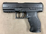Walther Model PPX .40 S&W Cal Pistol - excellent -