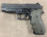 SIG Model P220 .45 acp Pistol - excellent -