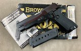Browning BDA Series .45acp in box - excellent -
