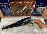 Navy Arms Remington .36 Revolver - ANIB -