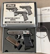 Walther PPK .380 Stainless