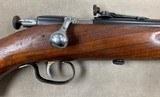 Winchester Moel 68 .22 lr Single Shot Rifle - excellent - - 2 of 9
