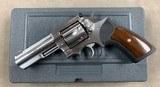 Ruger GP100 .357 Revolver - mint -