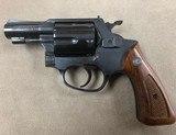 Rossi Model 68 .38 Special Revolver - vintage model -