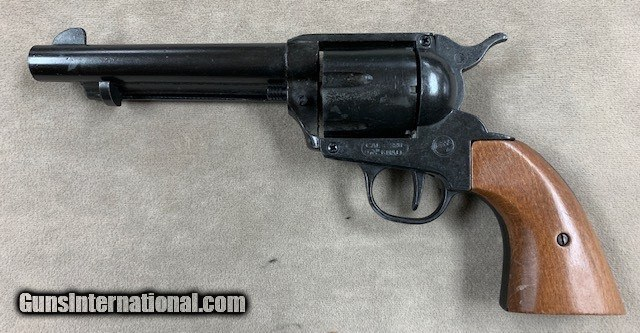 Colt SAA  380 Blank Replica Revolver - excellent - for sale