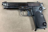 Egyptian Helwan 9mm Semi-Auto Pistol - excellent -