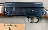 Browning Belgian Sweet 16 28 Inch Modified - excellent circa 1957 - - 6 of 14
