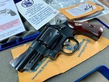 S&W 24-6 .44 Special 3 Inch Blued - 99% in box