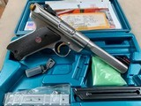 Ruger Mark II .22 USA Shooting Team - minty