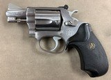 S&W Model 60-1 .38 Special Rare Adjustable Sights