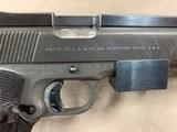 Colt 1911A1 .45 acp Custom Match Pistol - excellent - - 3 of 8