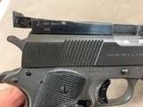 Colt 1911A1 .45 acp Custom Match Pistol - excellent - - 5 of 8