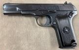 Norinco Model 213 Tokarev 9mm Pistol - excellent -