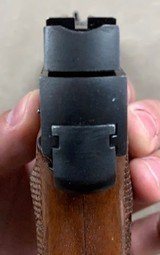 S&W Model 46 .22lr Pistol - excellent - - 5 of 7