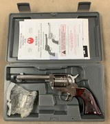 Ruger Single 6 Convertible Vaquero 4&5/8 Inch Stainless - minty -