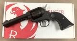 Ruger Wrangler .22lr Revolver with Upgrades - 99% -