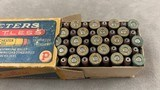 Peters .32 Winchester (.32-20) High Velocity 60 Gr Open Point Expanding - full box - scarce - - 6 of 6
