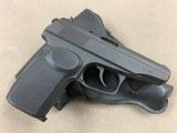 Bulgarian Makarov .380 acp Pistol - minty -