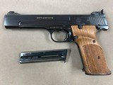 Smith & Wesson Model 41 .22lr - excellent -